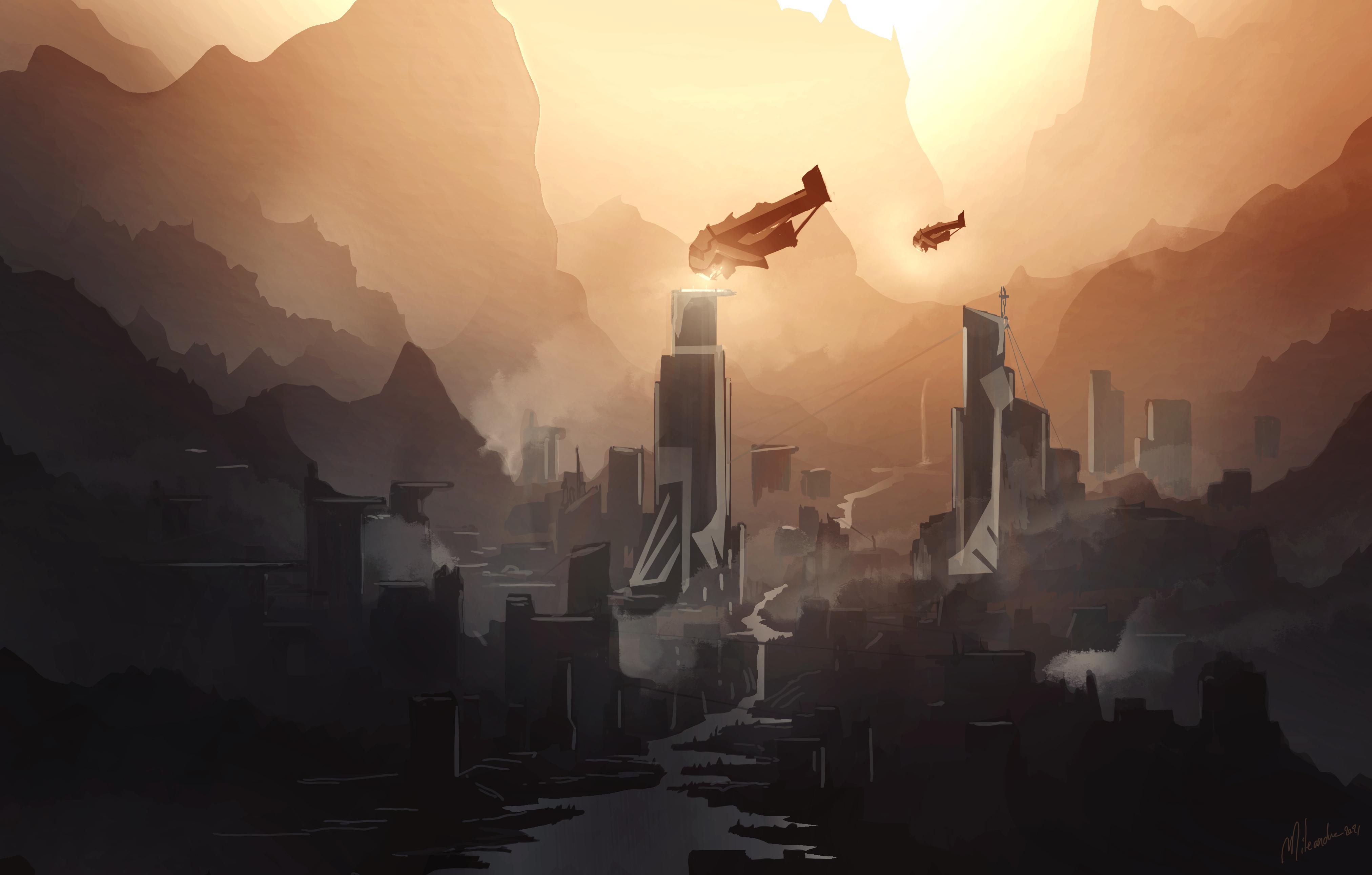 Villes SF