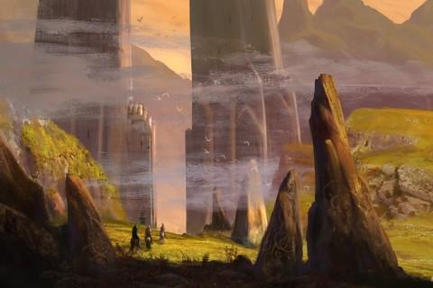 Divers montagnes